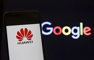 Teknoloji devleri çalışanlarına Huawei yasağı...