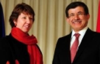 ''AB- Türkiye ilişkileri masaya yatırıldı''