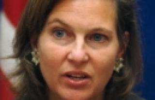 """""""ABD Dışişleri Bakan Yardımcısı Nuland Viyana'ya..."""