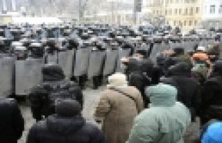 ''AB'den Ukrayna'ya Mesaj Var''