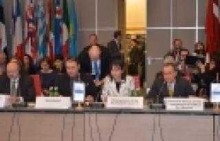 ''AGİT, Ukrayna İçin Viyana'da Toplandı''