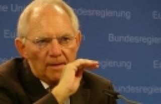 ''Alman Bakan'dan Avrupa Birliği'ne Sert Eleştiri''