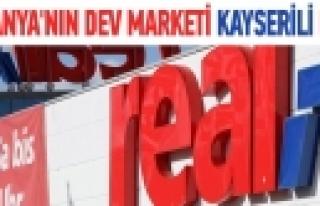 ''Alman market devini Türkler aldı''