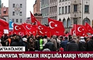Almanyalı Türkler, PEDIGA'ya Karşı Yürüyecek