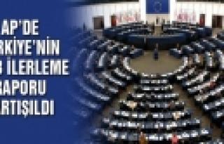''AP Türkiye'nin 2013 İlerleme Raporu'nu tartıştı''