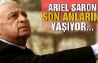 ''Ariel Şaron'un durumu ölümcül''