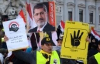 ''Avusturya Parlamentosu önünde eylem''