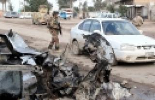 ''Bağdat'ta bombalı saldırılar: 23 ölü, 44 yaralı''