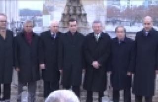 ''Başbakan Yardımcısı Emrullah İşler Makedonya'da''