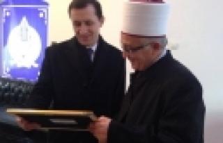 ''Başbakan Yardımcısı Emrullah İşler Manastır'da''