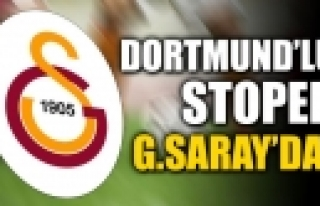 ''Borussia Dortmund'lu stoper Galatasaray'da!''