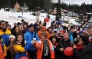''Bosna Hersek'te olimpiyat ateşi 30 yıl sonra yeniden...