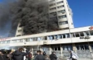 ''Bosna Hersek'te tehlikeli protestolar''