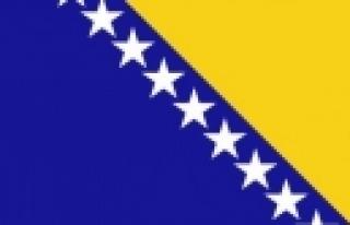 ''Bosna Hersek'teki ''bayrak tartışması'' sona...