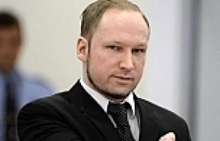 Breivik'in terör içerikli 220 mektubuna engelleme