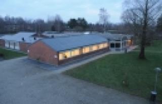 ''Danimarka'da bodrum katlarından, 52 dönümlük...