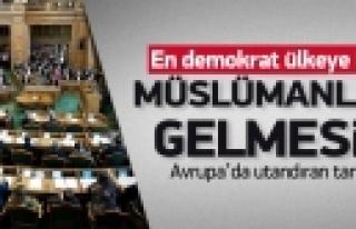 ''Danimarka'da ırkçı tartışma: Müslümanlar...