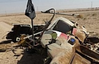 Düşen helikoterde aile faciası: 5 ölü