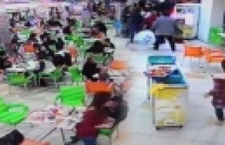 ''Erdbeben und Panik in Antalya''
