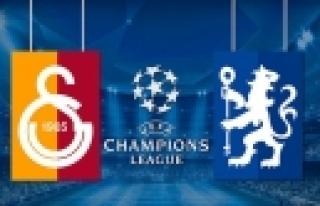 Galatasaray-Chelsea 'Muhtemel 11'ler
