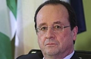 Hollande'dan korkutan açıklama