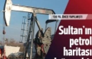 ''II. Abdülhamid'in Petrol Haritası Doğru Çıktı''
