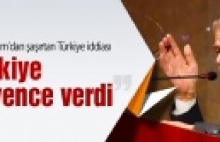 ''Kırımlı liderden Türkiye iddiası''