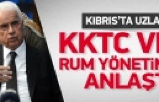 ''KKTC - Rum Yönetimi uzlaştı''