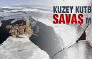 Kuzey Kutbu'nda savaş mı var?