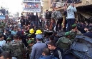 ''Lübnan'da patlama!''