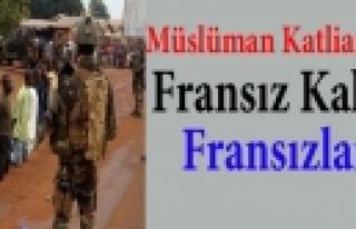 ''Müslüman Katliamına Fransız Kalan Fransızlar''
