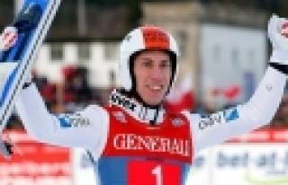 """""""Neuer König des Skispringens"""""""