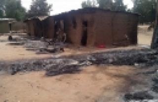 ''Nijerya'daki saldırılarda ölenlerin sayısı...