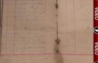 ''Rusya'da esir kalan Osmanlı subayının günlüğü...