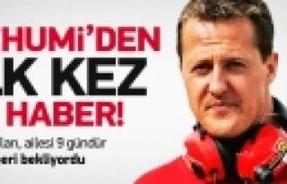 ''Schumacher'den İyi Haber''