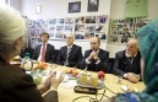 ''Srebrenitsa Anneleri''nin avukatı Marco Gerritsen...