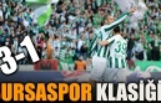 ''Süperlig: Bursaspor Klasiği''