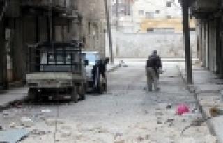 ''Suriye'de şiddet durmuyor: 59 ölü''