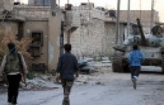 ''Suriye'de Türkmenler ile IŞİD arasında çatışma!''