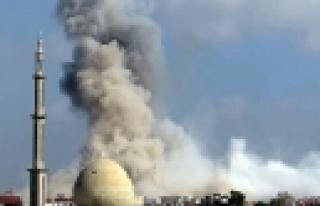 ''Suriye'de Yine Varil Bombası: 15 Ölü''
