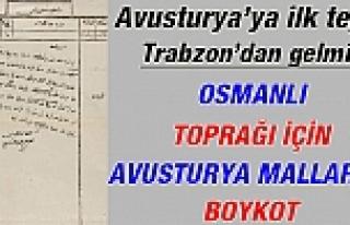 Trabzon Halkı, Osmanlı Toprağını İşgal Eden...