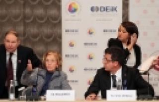 ''Türk-Fransız İş Forumu''