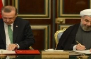 ''Türkiye-İran arasında ortak siyasi bildiri''