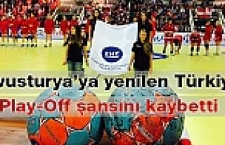 Türkiye, Play-Off Oynama Şansını Kaybetti