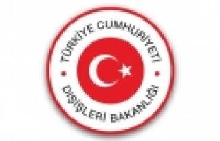 ''Türkiye'den İsrail'e Kınama''