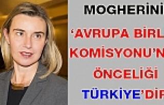 'Türkiye'nin AB'ye girme süreci, AB Komisyonu'nun...