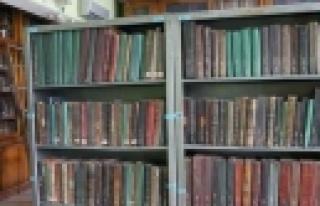 ''Türkiye'nin ilk kitap şifahanesi kuruluyor''