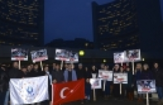 ''UETD Avusturya'dan Suriye Tepkisi''