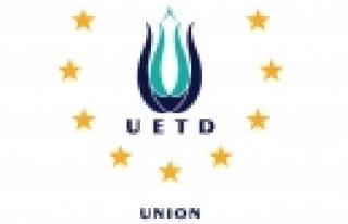''UETD, Macaristan'da ilk toplantısını yaptı''