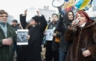 ''Ukrayna'da yasal düzenlemeler resmi gazetede''